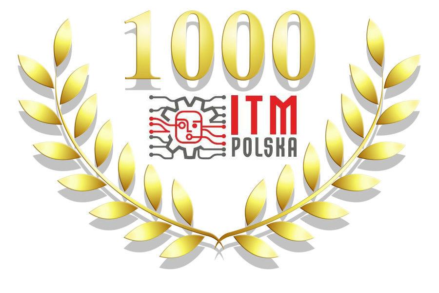 ITM Polska: 1.000 marek i 1.400 maszyn
