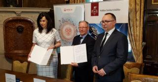 Partnerska umowa Veolii Energii Łódź i Politechniki Łódzkiej