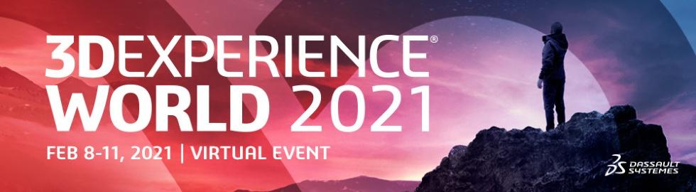 3DX World 2021