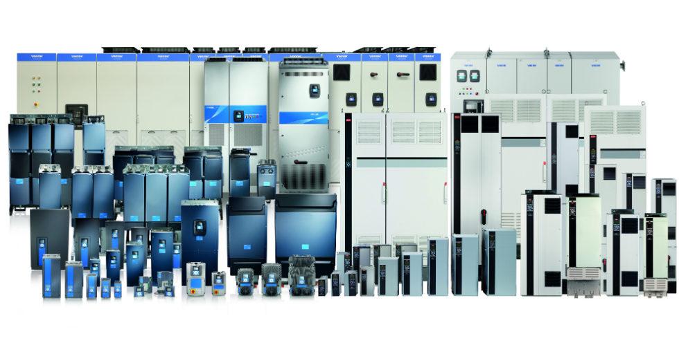 Danfoss: regulacja prędkości obrotowej silników elektrycznych