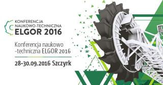Konferencja Naukowo-Techniczna ELGOR 2016