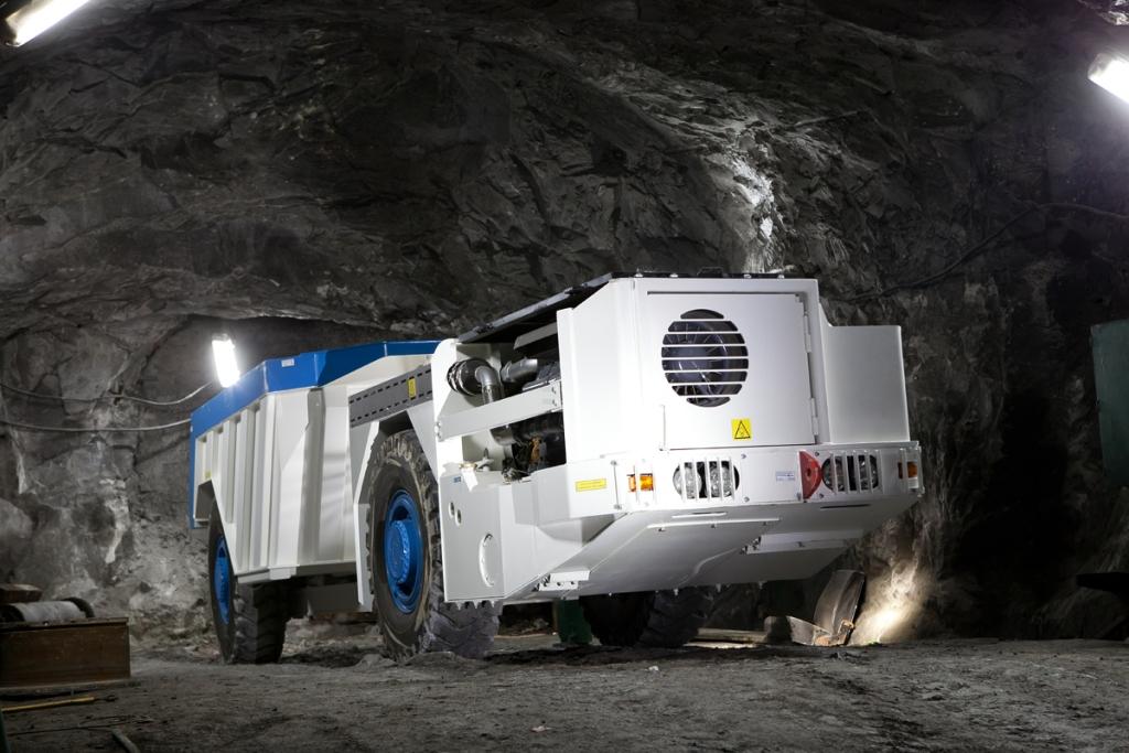Większe moce wydobywcze w kopalni w Nowym Lądzie