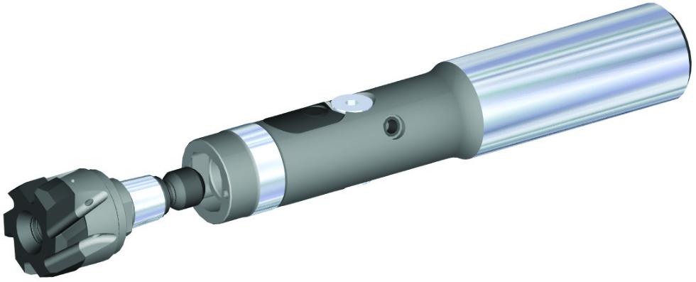 WIDIA oferuje integralne uchwyty stożkowe, SK iHSK oraz adaptery itulejki cylindryczne proste ośrednicach od 10 do 32 mm (0,39 -1,25 cala). Wszystkie one mogą być wyposażone wtechnologię Haimer Safe-Lock zabezpieczającą przed wysuwaniem się freza.