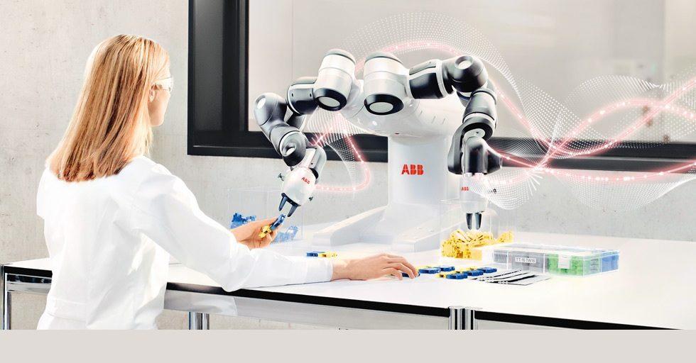 … i to jest właśnie automatyzacja! wywiad z Guido Jouretem ABB Chief Digital Officer