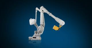 IRB 8700 / największy robot ABB dla przemysłu samochodowego i odlewniczego