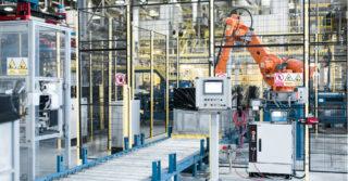 Roboty ABB pakują kauczuk rozpuszczalnikowy w Synthos SA