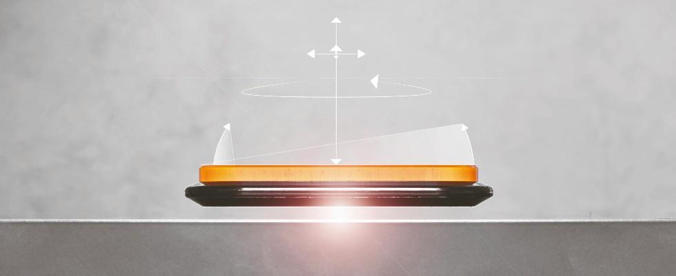Technologia lewitacji magnetycznej umożliwia przesuwanie imanipulowanie produktami zsześcioma stopniami swobody
