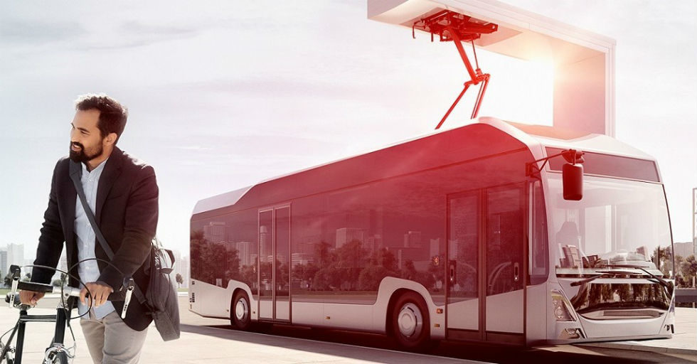 ABB dostarczy szybkie ładowarki autobusów elektrycznych wNorwegii