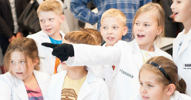 Laboratorium dla młodych naukowców