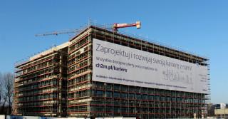 CH2M z widokiem na Wawel