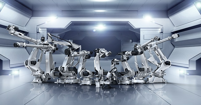 Comau Robot Family 651-340