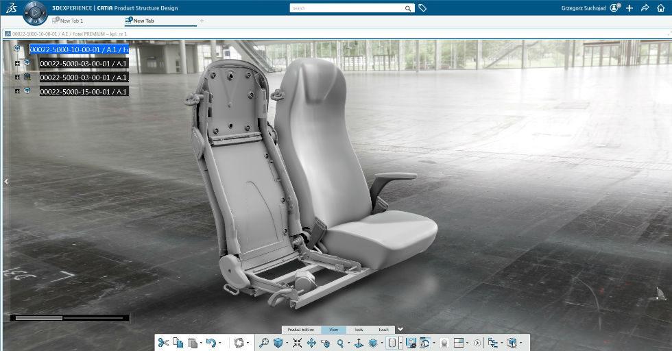 3DEXPERIENCE od Dassault Systèmes wspiera Grupę STER