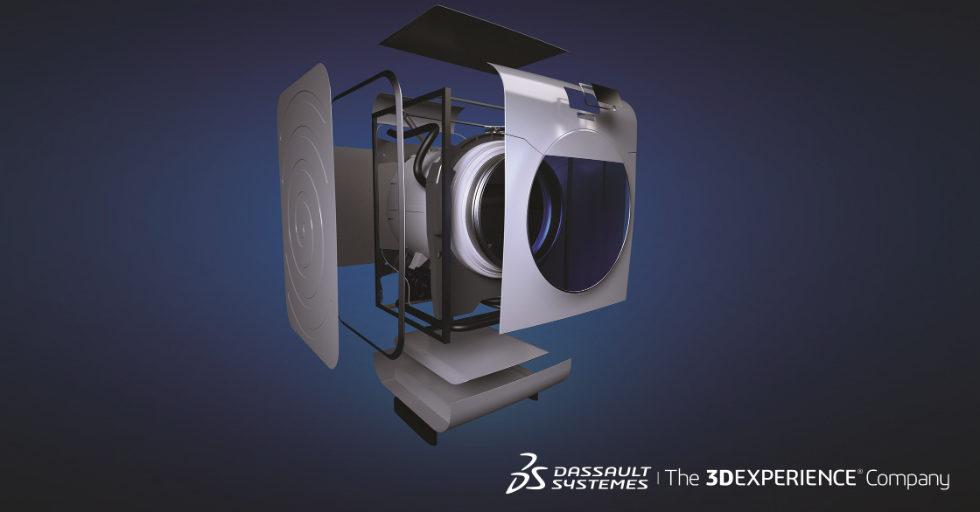 3DEXPERIENCE i HTC Vive Business Edition: nawigacja w środowisku stereoskopowej rzeczywistości wirtualnej