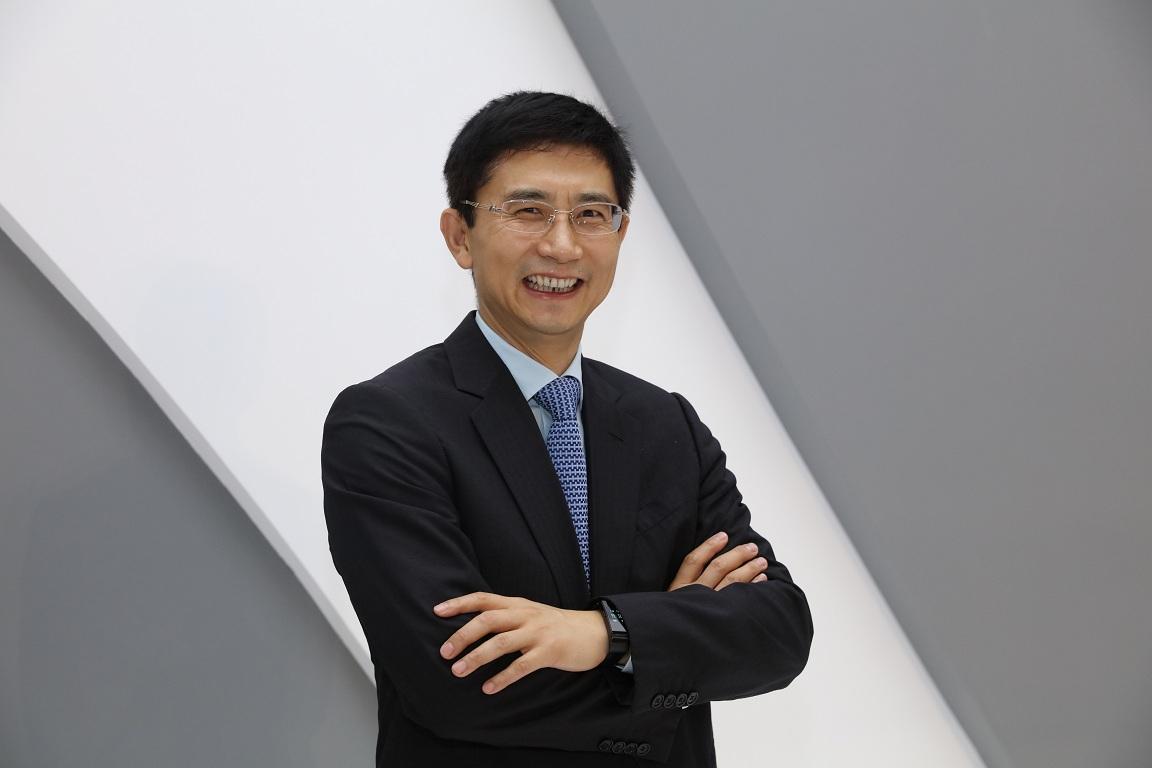 David Tang,Prezes Huawei na region Europy Środkowo-Wschodniej iSkandynawii