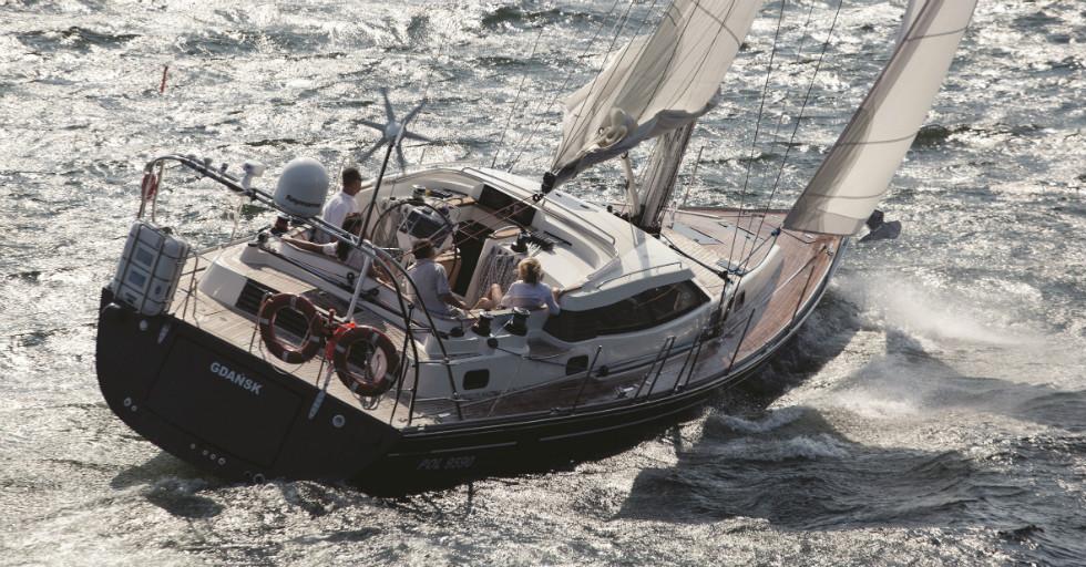 Fot. Delphia Yachts /Delphia 46 CC