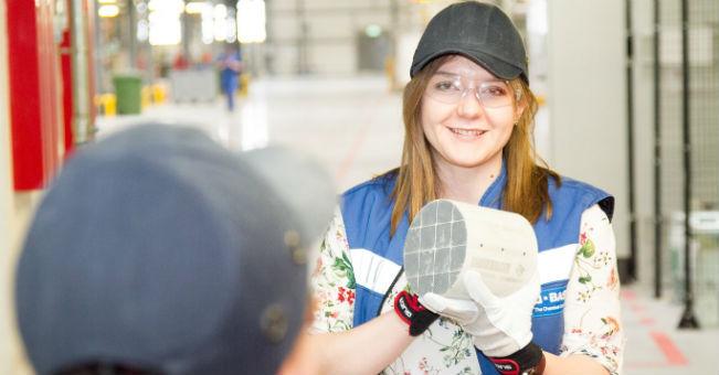 Dzień Otwarty wzakładzie produkcji katalizatorów BASF wŚrodzie Śląskiej (16)