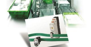 Elektroniczny rozrusznik silnikowy z wbudowanym złączem SmartWire-DT