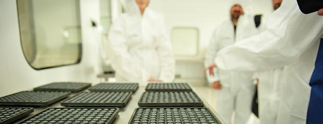 Otwarcie fabryki KGHM Ecoren w Legnicy