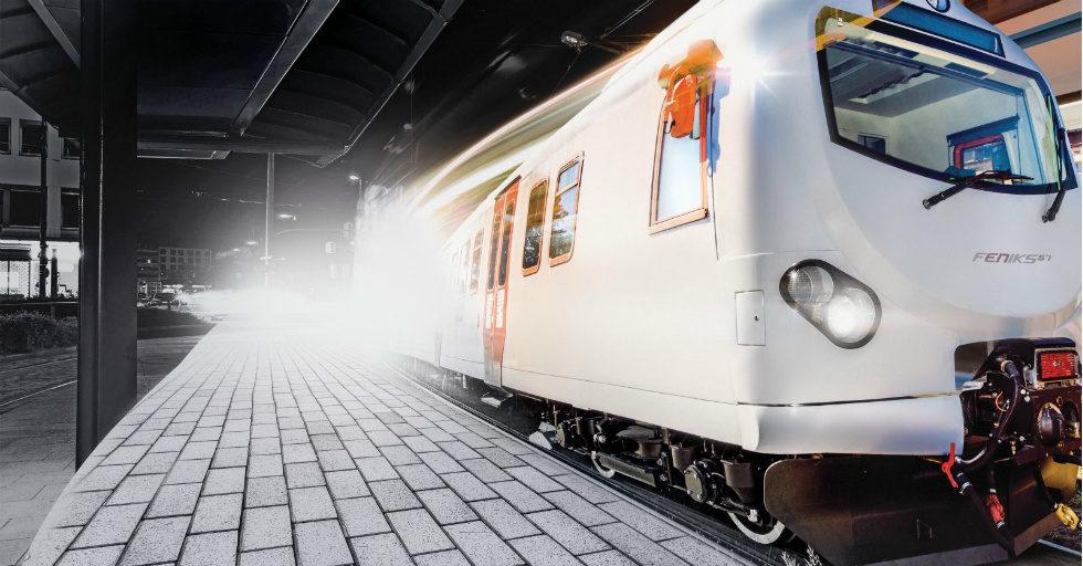 EZT EN57 Feniks gotowy do jazdy – Najbardziej zaawansowana modernizacja na polskim rynku