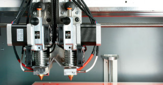 Omni3D z bardzo szybką drukarką przemysłową