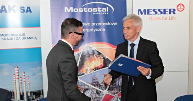 Kolejny wielki kontrakt podwykonawczy w Elektrowni Opole
