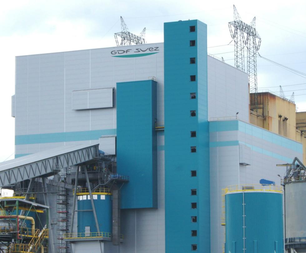 GDF SUEZ Zielony Blok wPołańcu (205 MW) – największy na świecie kocioł opalany wyłącznie biomasą