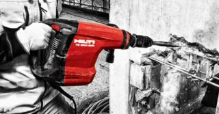 Nowy młot udarowy Hilti TE 800-AVR w klasie 10 kg