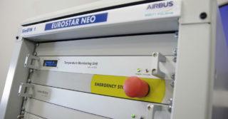 Astri Polska dostarcza urządzenia dla programu Eurostar Neo