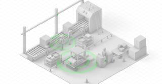 Monitorowanie i analiza ruchu wewnątrz fabryk i magazynów