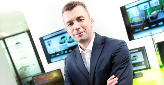 Ireneusz Martyniuk_Dyrektor Pionu Przemysłu_Schneide-r Electric