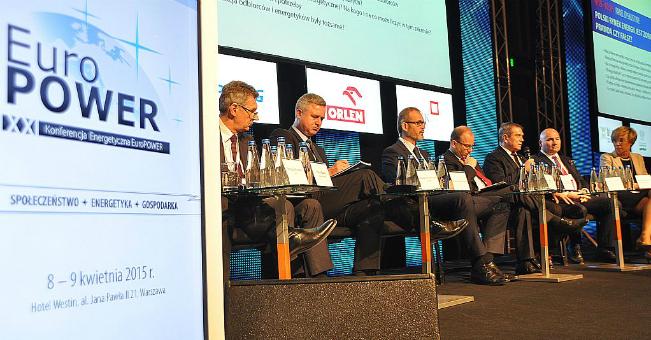 Konferencja EuroPower z udziałem RAFAKO