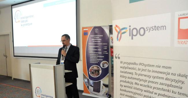 Konferencja Inteligentne Fabryki wpraktyce (10)