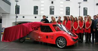 """Lodz Solar Team prezentuje """"Eagle Two"""""""