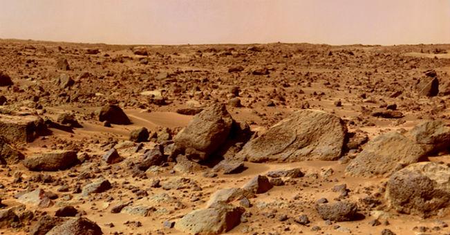 fot. Mars Pathfinder