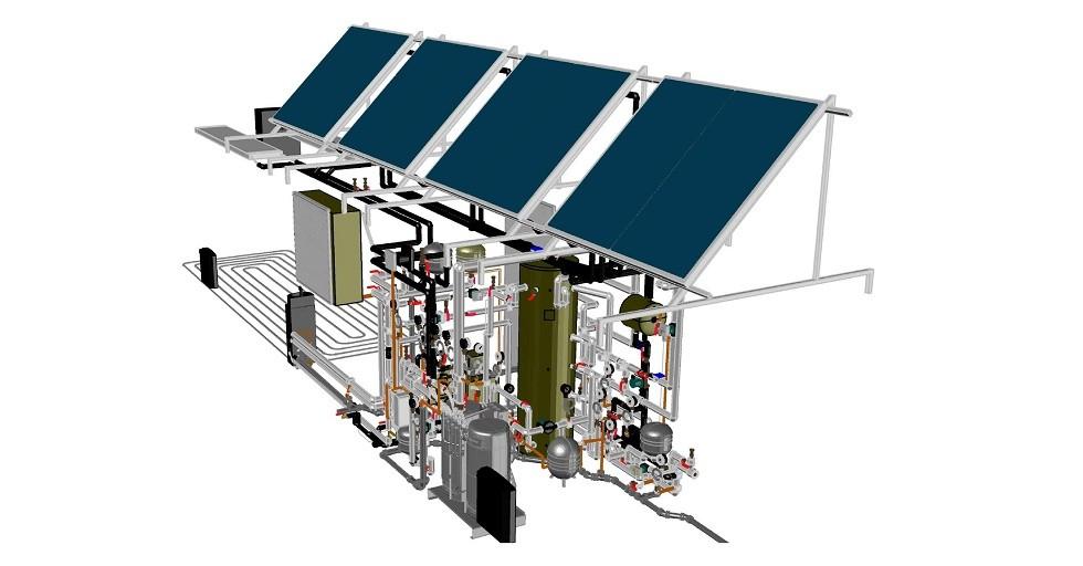 Mostostal Warszawa opracowuje pierwszą na świecie baterię termochemiczną