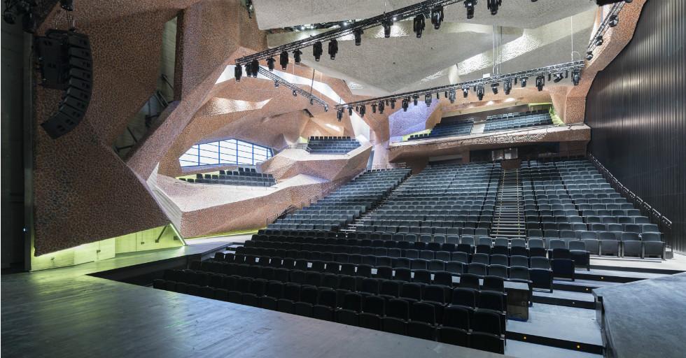 CKK Jordanki, czyli najnowocześniejsza sala koncertowa w Polsce