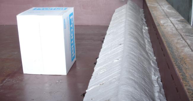 PROMAGLAF HTI; ALSIFLEX; ALSITHERM -izolacje włokniste modułowe