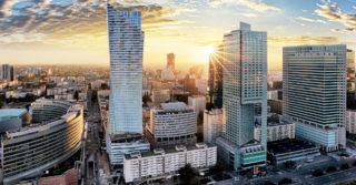 Wraz z inwestycjami wzrasta renoma warszawskiego City