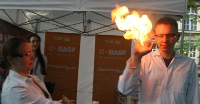 BASF: światowe targi i akademicki piknik