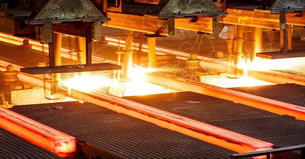 Znakowanie stali. Porządek na składowisku – jak znakować żeby znaleźć