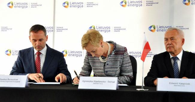 RAFAKO podpisało kontrakt na budowę bloku kogeneracyjnego welektrociepłowni wWilnie (11)