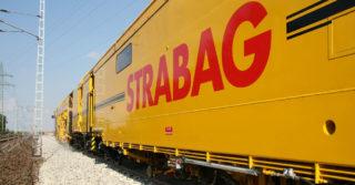 Miliardowy kontrakt STRABAG-u na kolei