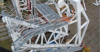 Konstrukcje offshore, zbiorniki przemysłowe i nie tylko / SINKOS