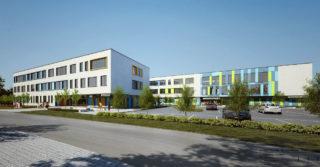 STRABAG zbuduje kompleks oświatowo-sportowy w Pruszkowie