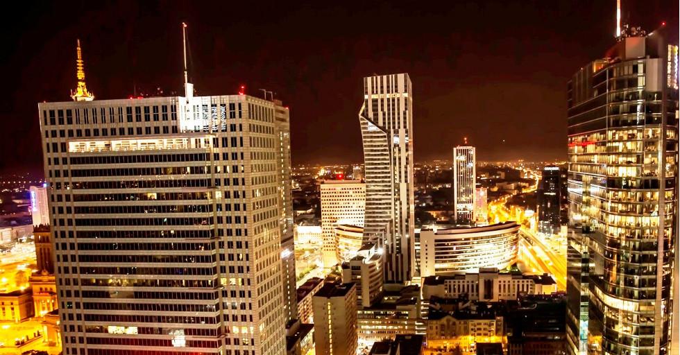 W Warszawie powstają obiekty biurowe na niespotykaną dotąd skalę