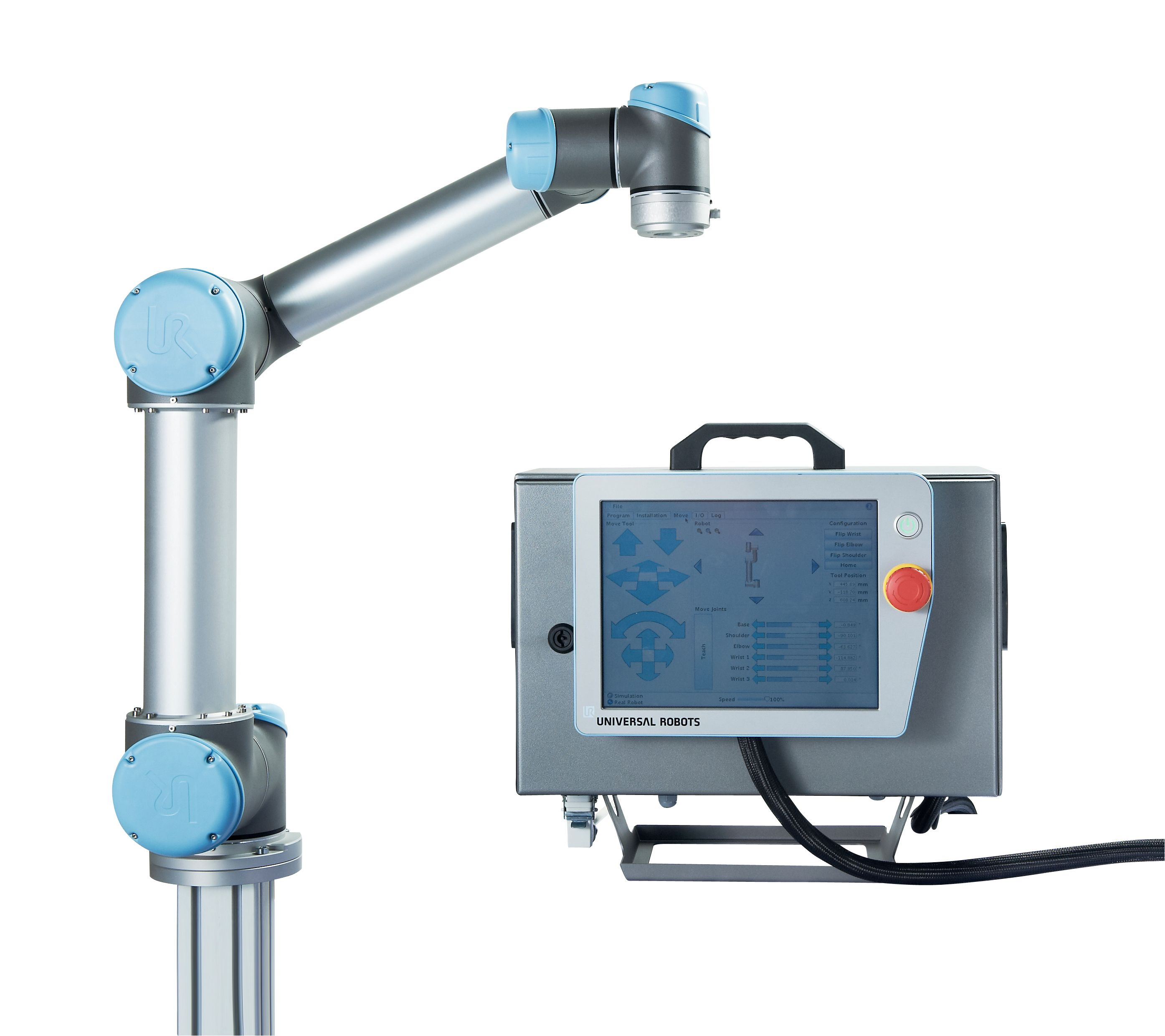 Nowa generacja lekkich robotów Universal Robots