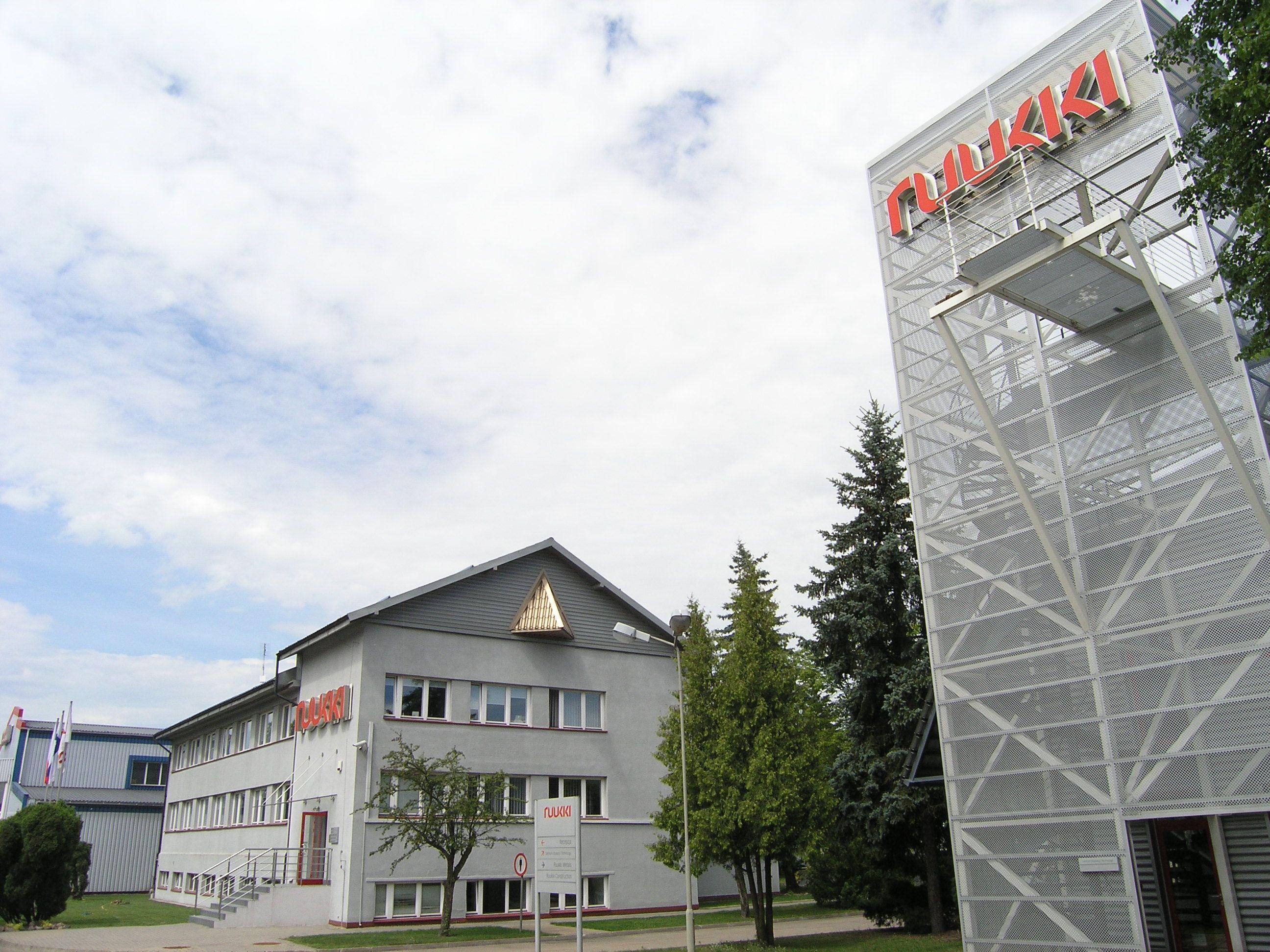 Ruukki: 20-lecie produkcji w Żyrardowie
