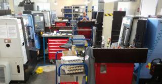 ADMILL: produkcja elementów do silników lotniczych