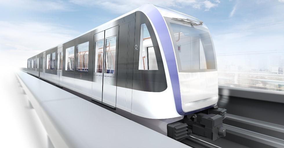 Alstom Design&Styling |RCP |Metropolis