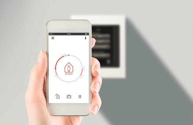 aplikacja Danfoss Link-1